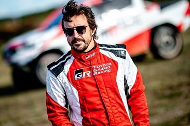 Fernando Alonso – Foto Instagram