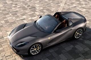 Ferrari raddoppia, svelate a Maranello le nuove 812 GTS e F8 Spider