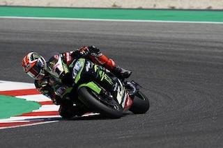 Superbike, in Gara-1 a Portimao è dominio Rea davanti a Davies e Van der Mark