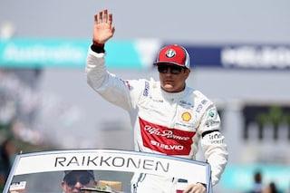 Raikkonen supera Schumacher, solo Alonso e Barrichello hanno corso più GP in F1