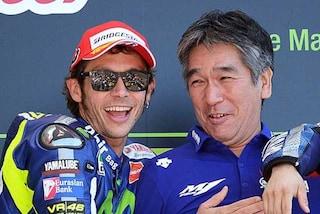 MotoGP, in Yamaha salta anche il capo. Rossi incrocia le dita