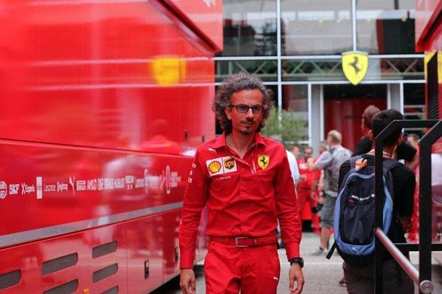 Il direttore sportivo della Ferrari Laurent Mekies – LaPresse