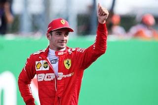 Leclerc interrompe la maledizione, dopo 9 anni un pilota Ferrari torna a vincere a Monza