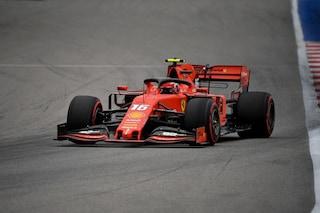 F1 GP Russia, Qualifiche: pole position record di Leclerc, Hamilton rovina la festa Ferrari