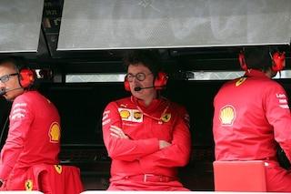 """Binotto: """"Peccato per Vettel, capisco la sua amarezza ma la doppietta è ancora possibile"""""""