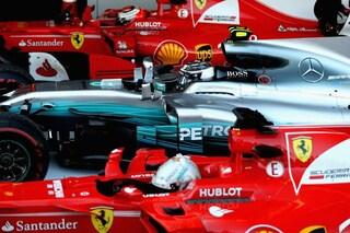 Sochi feudo Mercedes, Vettel e Leclerc cercano la loro prima vittoria nel GP di Russia
