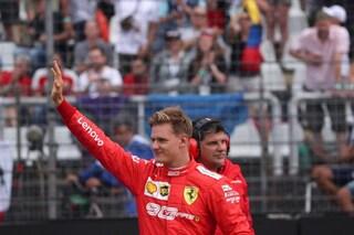 """Mick Schumacher sulla Ferrari F8 Tributo: """"In ogni Rossa percepisco il DNA di mio padre"""""""