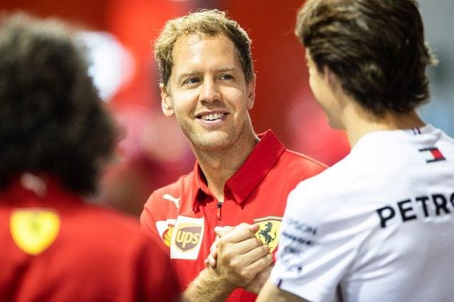 Sebastian Vettel, 32 anni – Getty images