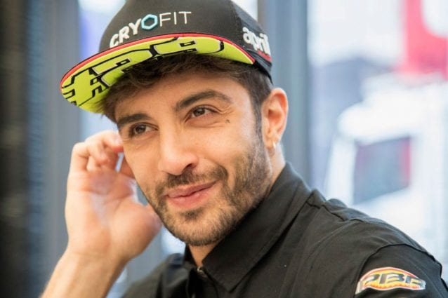 Andrea Iannone, 30 anni / Getty