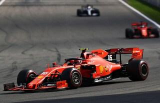 F1, GP Belgio: Leclerc il predestinato, ringrazia Vettel e trionfa su Hamilton