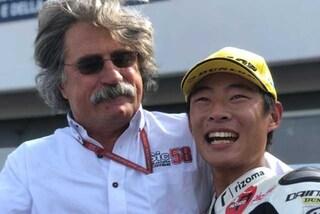 Moto3, favola Suzuki a Misano: vittoria del team Sic58 sulla pista intitolata a Marco Simoncelli
