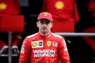 """F1, Charles Leclerc e l'annuncio social a sorpresa: """"Avrò un mio brand di kart"""""""