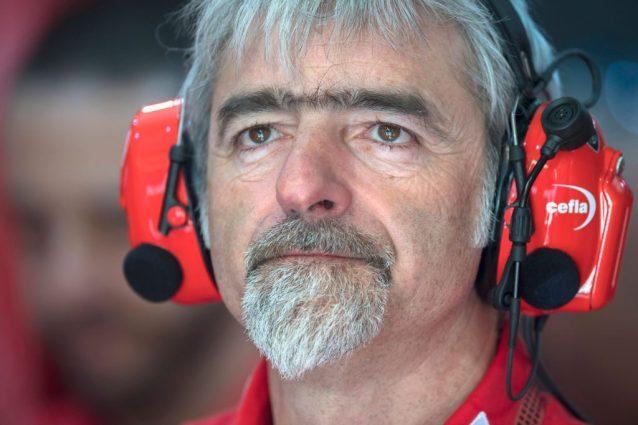 Gigi Dall'Igna, Direttore generale di Ducati Corse / Getty
