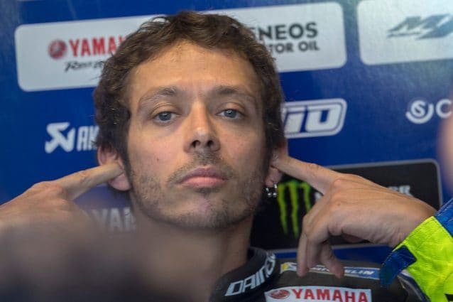 Valentino Rossi / getty