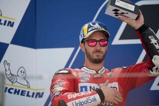 """MotoGP, Dovizioso: """"A Buriram con fiducia, ma sarà rebus meteo"""""""