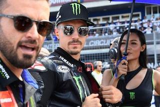 """MotoGP, Vinales: """"Non so se continuerò con la Yamaha"""""""