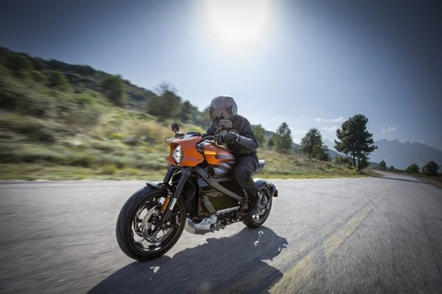 La Harley–Davidson LiveWire