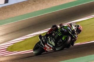 Superbike: Rea vince Gara-1 in Qatar, Kawasaki conquista anche il titolo costruttori