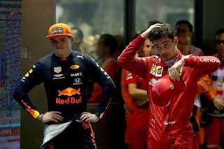 """Leclerc: """"Giusta la penalità a Suzuka. Verstappen? Abbiamo parlato, sa che ho sbagliato"""""""