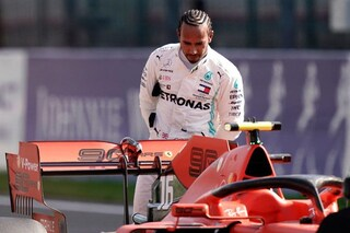 """Hamilton: """"Titolo? Non credo arriverà in Messico, lì sarà difficile battere le Ferrari"""""""