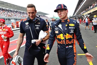 """Verstappen, in Messico è pole position con """"giallo"""": l'olandese a rischio penalità"""