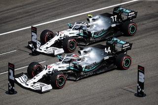 Mercedes campione, le combinazioni per vincere il mondiale costruttori in Giappone