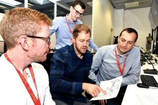 Vettel a Maranello in vista di Suzuka, il tedesco a colloquio con Binotto dopo Sochi