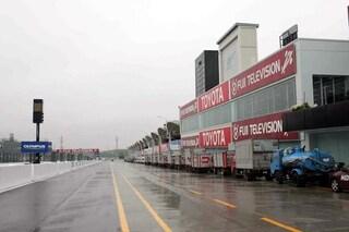 F1, ufficiale: a Suzuka arriva il tifone Hagibis, qualifiche spostate a domenica mattina