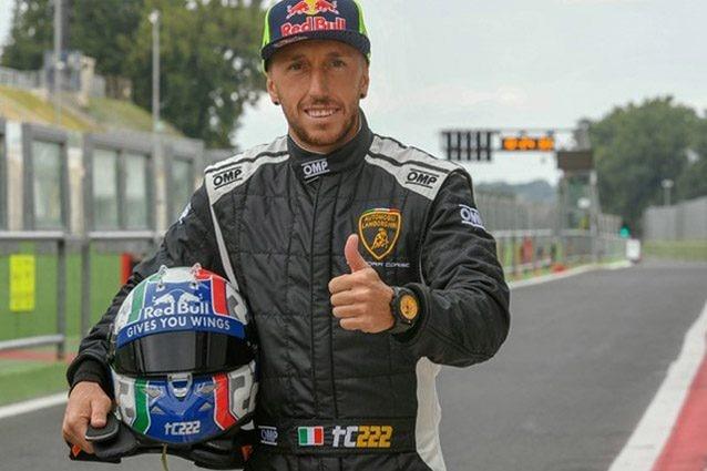 Tony Cairoli prenderà parte alla Lamborghini World Final