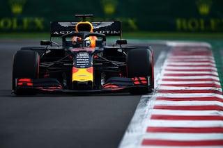 F1 GP Messico, Qualifiche: Verstappen si prende la pole, Leclerc scatterà 2° davanti a Vettel