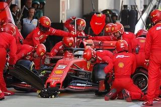 Sospiro di sollievo per Vettel, la sua Ferrari non andrà in penalità nel GP del Giappone