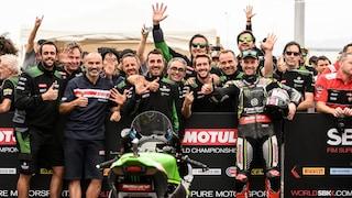 SBK, in Argentina è titolo team per Kawasaki: il Mondiale costruttori si decide in Qatar