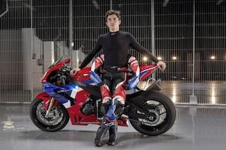 Marc Marquez svela i segreti della Honda CBR, la nuova Superbike del Mondiale