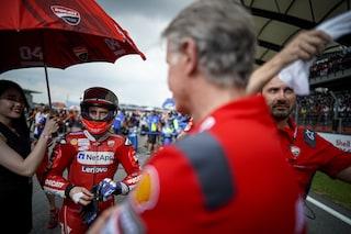 """MotoGP, Dovizioso: """"A Valencia per chiudere in bellezza"""""""