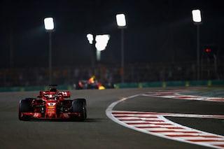 F1, GP di Abu Dhabi: orari tv di Sky Sport e TV8 dell'ultima gara del 2019