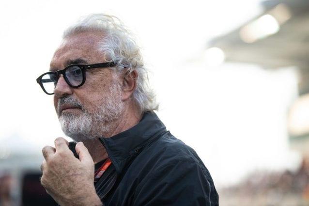 Flavio Briatore, 69 anni / Getty