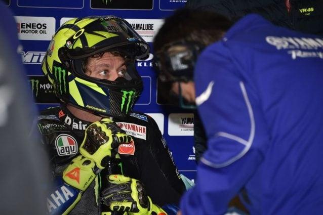 Valentino Rossi, 40 anni / Getty
