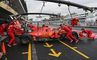Dubbi sulla Ferrari, la FIA sequestra parti del sistema di alimentazione