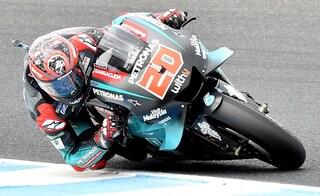 MotoGP, Yamaha dà una moto ufficiale anche a Quartararo: avrà una M1 come quelle di Rossi e Vinales