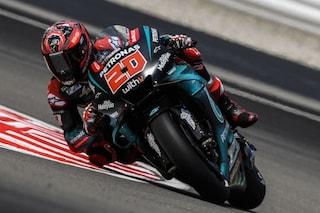 MotoGP, pazzesco Quartararo: ancora sotto il record di Sepang, 3° Valentino Rossi