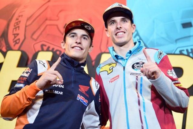 Alex Marquez, 26 anni, e Alex Marquez, 23 anni / Honda
