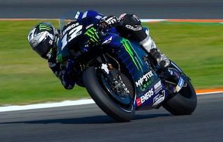 Test MotoGP Jerez, risultati di oggi: Vinales al top, Marquez di nuovo a terra, staccato Rossi