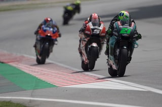 MotoGP, Morbidelli risponde a Quartararo, altro 1-2 delle Yamaha satellite a Sepang