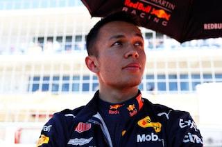 F1, Alexander Albon confermato in Red Bull per il 2020