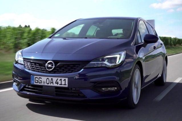 La nuova Opel Astra / Opel