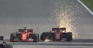 Vettel vs Leclerc, è guerra tra i piloti Ferrari. Ora va presa una decisione
