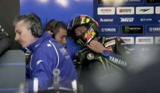 Valentino Rossi, novità Yamaha e nuovo capotecnico Munoz nei test di Valencia