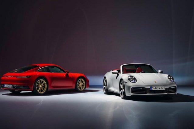 Le Porsche 911 Coupé e Cabriolet / Porsche