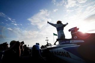Formula E, riscatto Sims e doppietta BMW nell'E-Prix di Ad-Diriyah