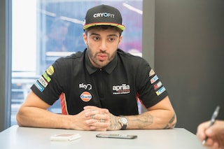 Andrea Iannone prima a processo e poi a Sepang per i test MotoGP